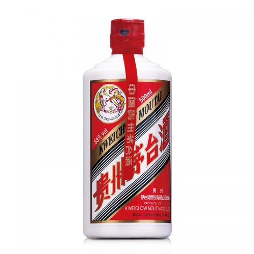 53度贵州茅台酒(飞天)