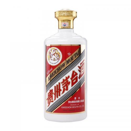 53度贵州茅台酒(3L)
